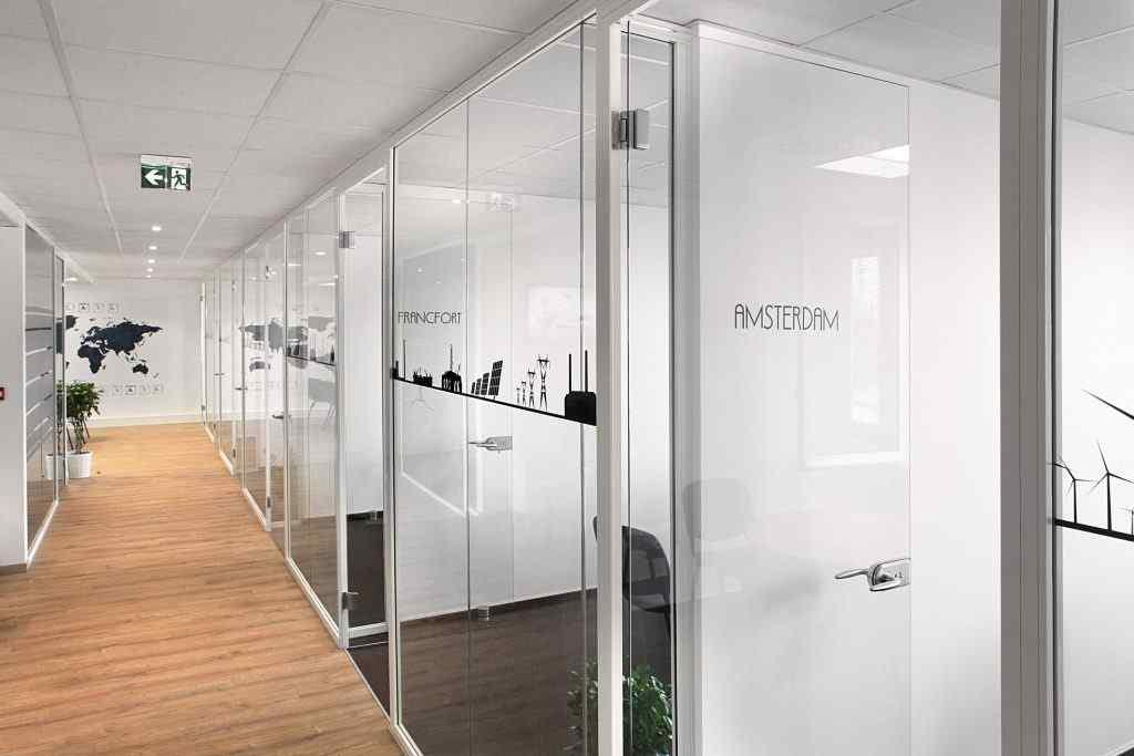 bureaux individuels